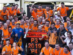 'McLaren verdiende weer een overwinning'