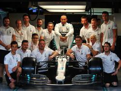 Hamilton, Mercedes nominated for 2020 Laureus Awards