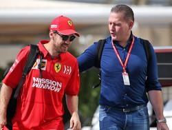 Sebastian Vettel in verband gebracht met Aston Martin