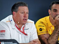 """McLaren-baas: """"Ferrari is geen gelukkig team in 2020"""""""