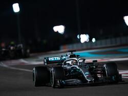 Kwalificatie: Hamilton pakt pole in Abu Dhabi, tweede startpositie Verstappen