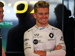 Hulkenberg not bitter over no F1 podium result