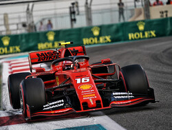 Leclerc vows to be aggressive at race start in Abu Dhabi