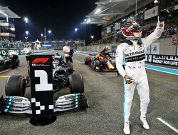 Qualifying: Hamilton storms to pole in Abu Dhabi