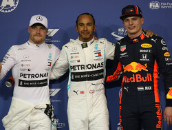 F1 drivers pick their top ten drivers of 2019