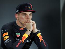 """Max Verstappen: """"Ook na wereldtitel hoef ik geen Sportman van het Jaar te worden"""""""