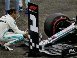De pole-ronde van Lewis Hamilton versus Charles Leclerc en Max Verstappen