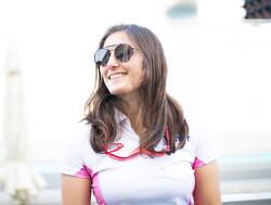 Calderon becomes first ever female Super Formula driver