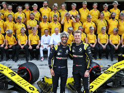 Ricciardo en Hülkenberg maken elkaar voor laatste keer belachelijk