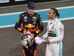 """Verstappen: """"Hamilton is erg goed, maar hij is geen God"""""""