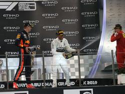 """Max Verstappen over afstand naar Mercedes: """"Moeten nog wel wat inhalen"""""""