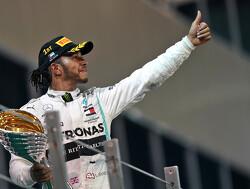 Hamilton bevestigt 'kleine valpartij' tijdens test op MotoGP-Yamaha