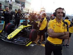 Renault legt uit waarom teambaas Cyril Abiteboul moest vertrekken