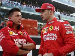 """Charles Leclerc: """"Ik wil volgend jaar met Vettel om de wereldtitel strijden"""""""
