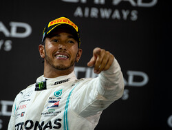 Hamilton: It's hard to imagine being anywhere but Mercedes