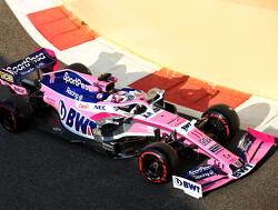 Racing Point presenteert nieuwe bolide op 17 februari in Oostenrijk