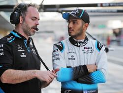 """Williams: """"Nissany moet aan de bak om toekomstig F1-zitje veilig te stellen"""""""