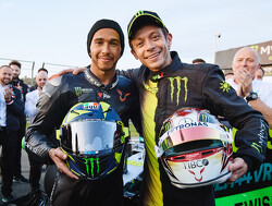MotoGP champ Rossi 'very curious' to see F1 at Mugello
