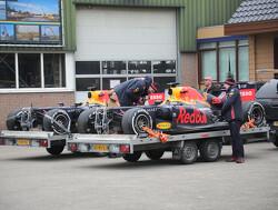 Nieuwe beelden Red Bull in Naaldwijk