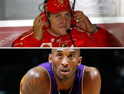 The Mamba Mentality that unites Kobe Bryant and Michael Schumacher