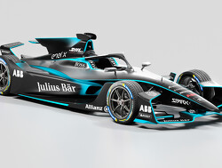 Formula E launches season seven Gen2 EVO car