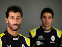 Ricciardo warns Ocon to behave during first season together