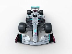 Mercedes onthult eerste renders van nieuwe W11