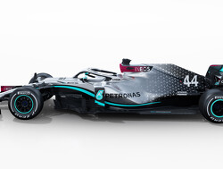 Mercedes releases renders of W11 F1 car