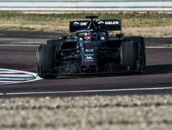 2020 Alfa Romeo F1 car has shakedown at Fiorano