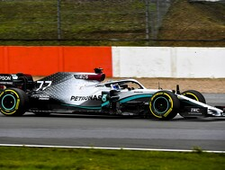 Mercedes' W11 makes track debut at Silverstone
