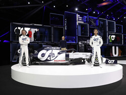 AlphaTauri launches its 2020 F1 car, the AT01