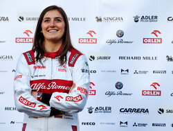 Calderon stays at Alfa Romeo as test driver