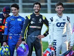 "Lando Norris: ""Heb Max Verstappen advies gevraagd over Sainz en Ricciardo"""