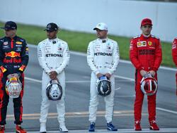 Speeddaten met Lewis Hamilton en Valtteri Bottas