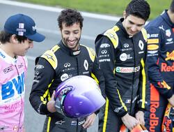 Daniel Ricciardo eert Kobe Bryant met helmontwerp voor wintertests