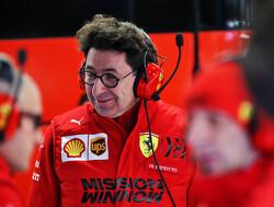 Binotto reveals Ferrari previously considered using DAS