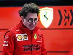 """Mattia Binotto: """"Nieuwe Ferrari-motor voor 2021 ziet er veelbelovend uit"""""""