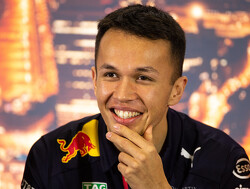 Albon: Red Bull will push to develop 2020 car
