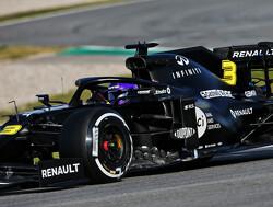 """Ricciardo blij met verloop eerste dag: """"Kan niet veel meer vragen van zo'n dag"""""""