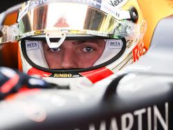 Max Verstappen rijdt vanmiddag met Red Bull over het nieuwe Circuit Zandvoort