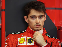 Leclerc: I won't be number one driver at Ferrari in 2021
