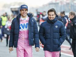 Perez en Stroll beschikbaar voor virtuele Grands Prix