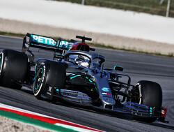 Testupdate: Hamilton rijdt meer dan 100 ronden, innovatie Mercedes gesprek van de dag