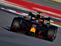 Albon: Red Bull expected high lap count during week one