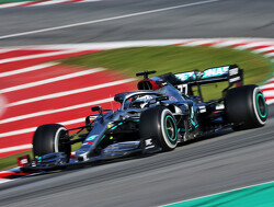 Bottas heads day three morning session as Ferrari hits issues
