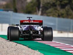 Alfa Romeo deelt beelden van filmdag
