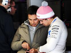 Racing Point ook als Aston Martin verder met Perez en Stroll