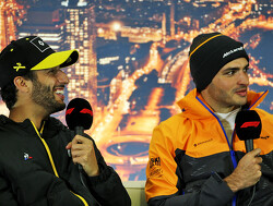 Sainz emerges as leading contender for open Ferrari seat