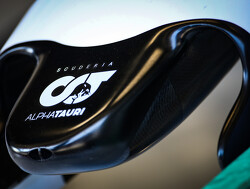 AlphaTauri test morgen 2020-wagen op Imola
