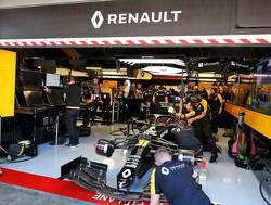 Renault puts 'vast majority' of F1 staff on furlough
